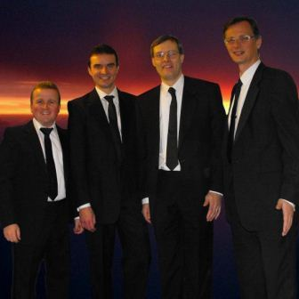 Barbershop Quartet Reunion 1