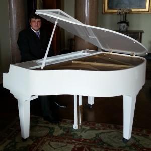 Kaleidoscope Cocktail Pianist, Hampshire