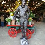 Kaleidoscope Covent Garden Living Statue