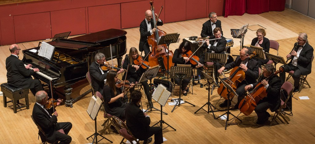 Kaleidoscope Salon Orchestra at the Festival Hall