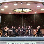 Kaleidoscope Salon Orchestra at Eastbourne Bandstand