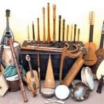 Minstrels Historic Instruments