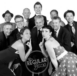 The Regular Joes Swing Band