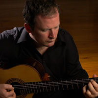 Kaleidoscope Classical Guitarist for Hire
