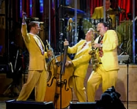 The Jive Aces Swing Band UK