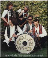Pogles Wood Barn Dance Band
