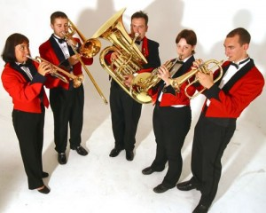 Brass Quintet available for hire