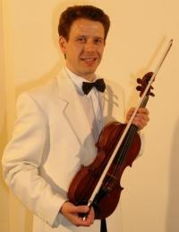 Solo Violinist Hampshire