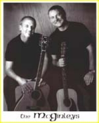 The McGinleys Irish Duo
