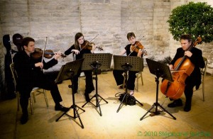 Church Wedding Service String Quartet